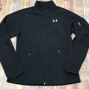 Under Armour Zip Up  fleece size small
